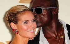 Model Heidi Klum and singer Seal announced their divorce after seven years of marriage. Picture: AFP