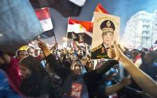 Abdel Fattah el-Sisi won a landslide victory last month but inherits a crippled economy and divided nation. Picture: AFP