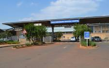 The Thelle Mogoerane Hospital in Gauteng. Picture: Thelle Mogoerane Hospital Facebook page