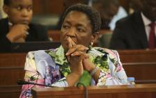 FILE: Former Social Development Minister Bathabile Dlamini. Picture: Cindy Archillies/EWN.