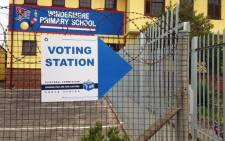 IEC Voting generic. Picture: Lauren Isaacs/EWN.