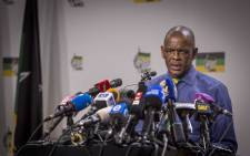 FILE: Ace Magashule. Picture: Thomas Holder/Eyewitness News