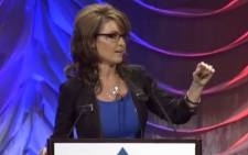 Former Governor of Alaska Sarah Palin. Picture: Facebook.