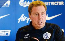 Harry Redknapp left his job at Queens Park Rangers on 2 February 2015. Picture: Official QPR FB.