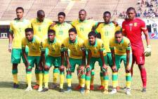 South Africa's U23 on 09 December, 2015 19:00. Picture: Twitter @AmaglugSa.
