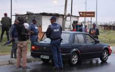Eastern Cape police conducting festive season operations. Picture: SAPS.