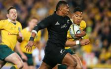 FILE: New Zealand vs Australia on 20 August 2016. Picture: @AllBlacks.