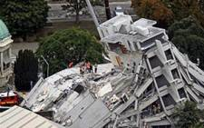 The 2011 earthquake in Christchurch killed over 200 people and caused major damage. Picture: AFP