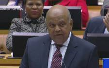Pravin Gordhan.  Picture: Youtube