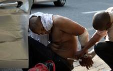 FILE: Kelvin Ludidi, the leader of the notorious Rolex Gang was shot and killed in Midrand on Thursday 9 February 2012.