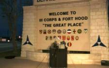 A US soldier shot dead three people and injured 16 at Fort Hood Army Base on 2 April before taking his own life. Picture: EWN.