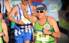 Nine times Comrades Marathon winner Bruce Fordyce.