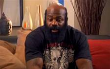 FILE: A screengrab showing mixed martial arts fighter Kimbo Slice.