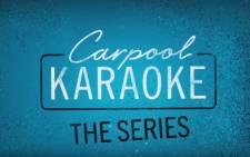 FILE: YouTube screengrab of 'Carpool Karaoke: The Series'.