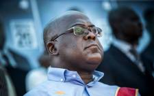 FILE: Democratic Republic of Congo's President Felix Tshisekedi. Picture: AFP