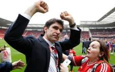 Aitor Karanka de la Hoz is a former footballer who played mainly as a central defender, and the current manager of English club Middlesbrough. Picture: Facebook.