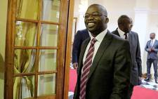 FILE: Michael Masutha says addressing the controversies surrounding the NDPP is his first priority. Picture: Sebabatso Mosamo/EWN.