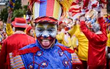 FILE: The D6 Entertainers march in Cape Town during the Tweede Nuwejaar parade in 2012. Picture: EWN.
