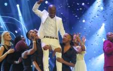 Karabo Mogane wins Idols SA.  Picture: Louise McAuliffe/EWN