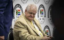 FILE: Former Bosasa executive Angelo Agrizzi giving his testimony at the commission of inquiry into state capture on 17 January 2019. Picture: Abigail Javier/EWN.