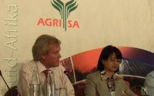 Agriculture Minister Tina Joemat-Pettersson at the AgriSA summit on 22 February 2011. Picture: Nathan Adams/Eyewitness News