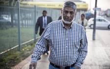 Cape Town businessman Mohamed Saleem Dawjee on 12 June 2015. Picture: Thomas Holders/EWN.