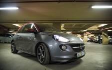 Pocket rocket: The new Opel Adam S. Picture: Thomas Holder/EWN