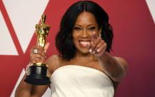Regina King, winner of Best Supporting Actress for If Beale Street Could Talk, poses in the press room during at Hollywood and Highland on 24 February 2019 in Hollywood, California.Picture: Getty Images/AFP
