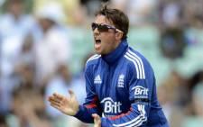 Former England cricketer Graeme Swann. Picture: Facebook.