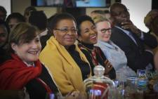 In celebration of Women's Day, the Vice-Chancellor of UCT Professor Mamokgethi Phakeng hosted an event under the theme For Women by Women. Picture: Cindy Archillies/EWN