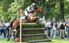 Horse rider Paul Hart. Picture: Facebook.