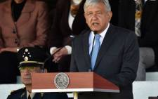 Mexican President Andres Manuel Lopez Obrador. Picture: AFP