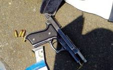 FILE: Police say following an initial investigation it seems the perpetrators may have been after the officer's service pistol. Picture: Supplied