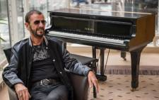 FILE: Ex-Beatles drummer Ringo Starr. Picture: AFP