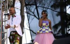 Mafikizolo on stage. Picture: Facebook.