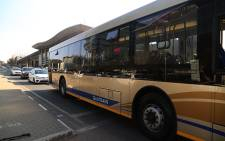 The Gaubus service will operate in 30 minute intervals and will transport commuters between the affected stations free of charge. Picture: EWN