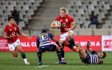 The DHL Stormers were thrashed by the British and Irish Lions. Picture: Twitter/@lionsofficial