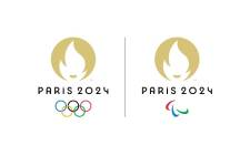Paris 2024 logo. Picture: Paris2024/Facebook