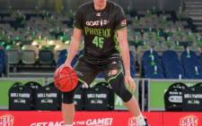 Ryan Broekhoff pulled out of Australia's Olympic basketball squad citing mental health issues. Picture: @SEMelbPhoenix /Twitter
