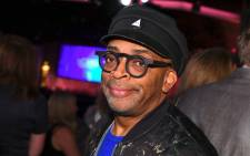 US film director nominee for 'BlackKklansman' Spike Lee poses inside the 91st Oscars Nominees Luncheon at the Beverly Hilton hotel in Beverly Hills on 4 February 2019. Picture: Robyn BECK/AFP