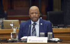 FILE: Minister Jeff Radebe. Picture: Oupa Mokoena/African News Agency (ANA/Pool).