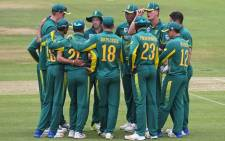 Proteas win final England ODI. Picture: Twitter/@OfficialCSA