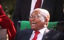 Former President Jacob Zuma. Picture: Bertram Malgas/EWN