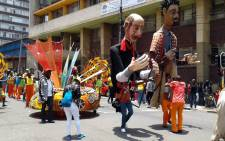 The City of Johannesburg Carnival takes place on Sunday, 31 December 2017. Picture: @CityofJoburgZA