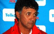 Santos coach Boebie Solomons. Picture: Jeff Ayliffe/Eyewitness News