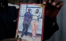 20-year-old Themba Khumalo (right), who was shot dead by four unknown gunmen on Wednesday night in Bekkersdal. Picture: Sebabatso Mosamo/EWN