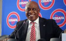 Fifa presidential candidate Tokyo Sexwale. Picture: Reinart Toerien/EWN.