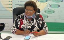 FILE: Former Eastern Cape Health MEC Sidiswa Gomba. Picture: @healthecmec/Twitter