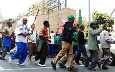 FILE: Unions have not yet decided whether or not to down tools. Picture: EWN.