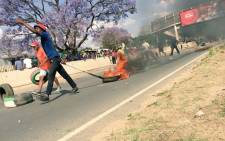 FILE: Residents say last week, three people were attacked and robbed of their belongings and such acts could not be tolerated anymore. Picture: Hitekani Magwedze/Eyewitness News.